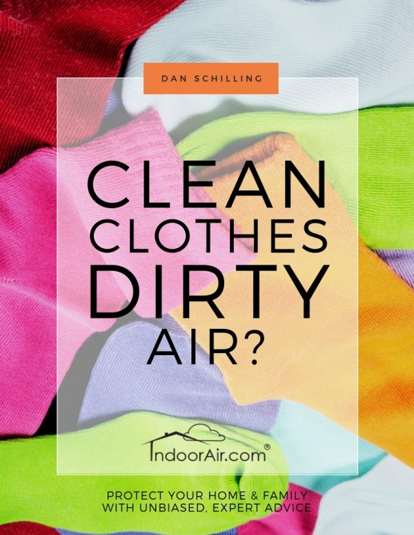 Clean Clothes, Dirty Air book cover