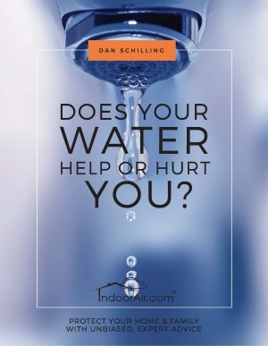Book of reviews of water purifiers