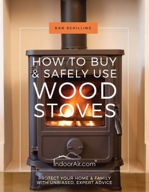 Book about woodstoves