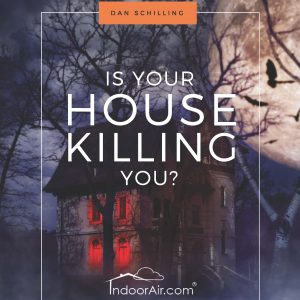 Book cover for Is Your House Killing You