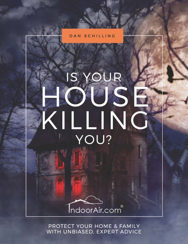 Book cover for Is Your House Killing You to learn about formaldehyde exposure