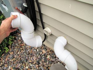 carbon monoxide poisoning due to an improperly installed furnace vent pipe